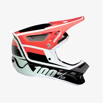CASQUE 100% AIRCRAFT COMP DH ARKADY