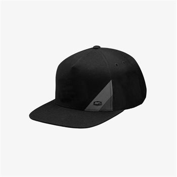 CASQUETTE 100% WAXED SNAPBACK