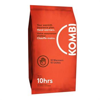 Chauffe Main Kombi Paquet 10
